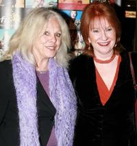 Lynette Curran and Jan Chapman at the opening night for the L'Oreal Paris 2007 AFI Gala.