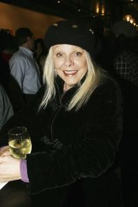 Lynette Curran at the Sydney opening night of
