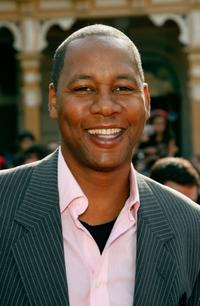 Mark Curry at the world premiere of