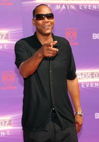 Mark Curry at the 2007 BET Awards.