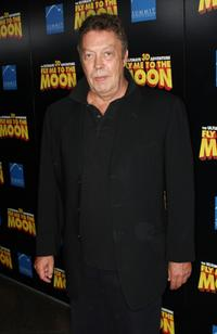 Tim Curry at the premiere of
