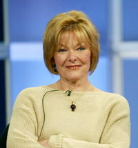 Jane Curtin at the ABC 2005 Television Critics Association Summer press tour.