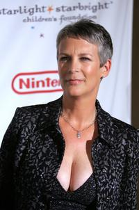 Jamie Lee Curtis at the