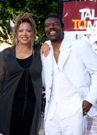 Vondie Curtis-Hall at the Los Angeles Film Festival screening of the
