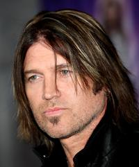 Billy Ray Cyrus at the Hollywood premiere of