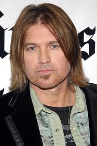 Billy Ray Cyrus at the 6th Annual New York Times Arts & Leisure Weekend.