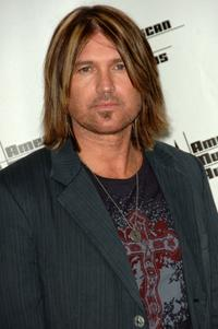 Billy Ray Cyrus at the 2006 American Music Awards.