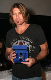 Billy Ray Cyrus at the Academy of Country Music Awards.