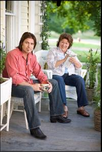 Billy Ray Cyrus and Margo Martindale in