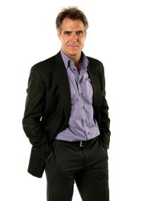 Henry Czerny at the CineVegas film festival for the portrait session of