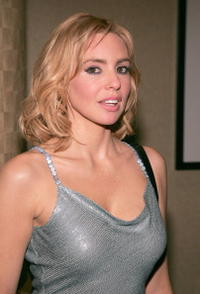 Olivia D'Abo at the New York opening night of