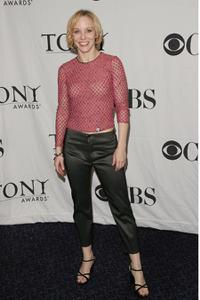 Charlotte D'amboise at the 2007 Tony Awards.