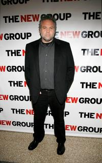 Vincent D'Onofrio at the New Group's 2008 Gala.