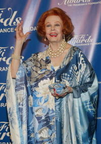 Arlene Dahl at the 33rd Annual FiFi Awards.