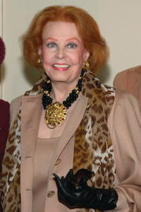 Arlene Dahl at the 15th Annual Power Lunch for Women.