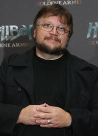 Guillermo del Toro at the photocall of