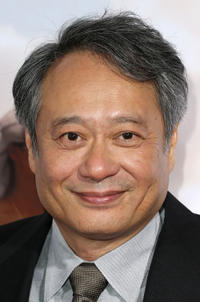 Director Ang Lee at the California premiere of