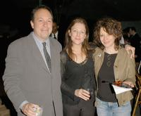 Mark Gordon, Carrie Frazier and Amy Heckerling at the after party of the screening of