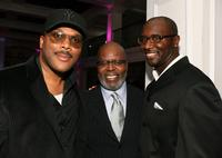 Director Tyler Perry, Reuben Cannon and Roger Bobb at the premiere of