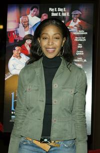 Robi Reed at the premiere of
