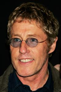 Roger Daltrey at the DVD Screening of