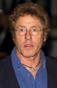 Roger Daltrey at the world premiere party of