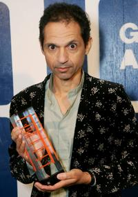 Caveh Zahedi at the IFP's (Independent Feature Project) 15th Annual Gotham Awards.