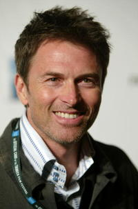 Tim Daly at the Tribeca Film Festival screening for the American Express