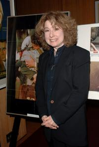 Nancy Foy at the AMPAS Great To Be Nominated Screening of