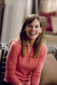 Hilary Swank in