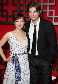 Ming Na Wen and Gale Harold at the FOX Broadcasting Company Upfront.