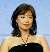 Ming Na Wen at the NBC 2005 Television Critics Association Summer Press Tour, attends the panel discussion for