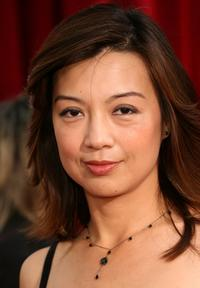 Ming Na Wen at the