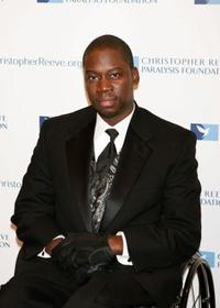 Daryl Mitchell at the Christopher Reeve Paralysis Foundation 13th Annual Gala.