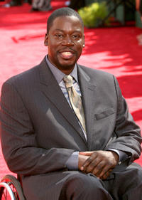 Daryl Mitchell at the 61st Primetime Emmy Awards in California.