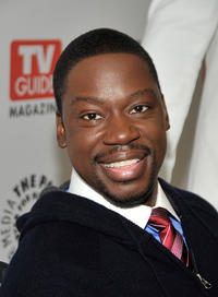 Daryl Mitchell at the PaleyFest & TV Guide Magazine's Fox Fall TV Preview party in California.