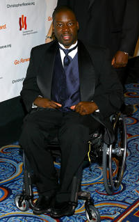 Daryl Mitchell at the Christopher & Dana Reeve Foundation's A Magical Evening Gala in New York.