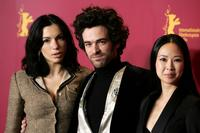 Aure Atika, Romain Duris and Linh-Dan Pham at the photocall of