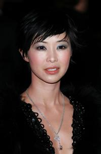 Linh-Dan Pham at the 32nd Cesars French film awards ceremony.