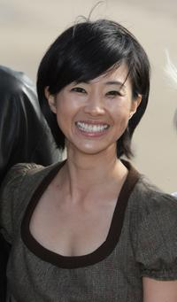 Linh-Dan Pham at the 18th Dinard British Film Festival.