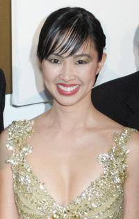 Linh-Dan Pham at the 31st Nuit des Cesar.