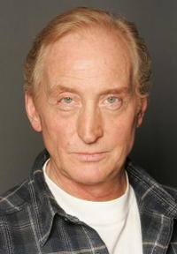 Charles Dance at the Tribeca Film Festival.