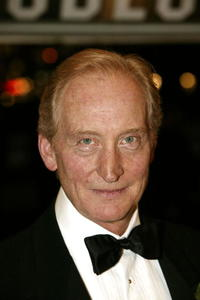 Charles Dance at the Royal Film Performance annual charity screening of
