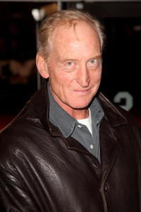 Charles Dance at the UK premiere of