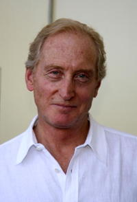 Charles Dance at the BAFTA/LA - Academy of Television Arts and Sciences Tea Party.