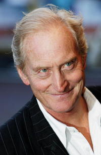 Charles Dance at the UK premiere