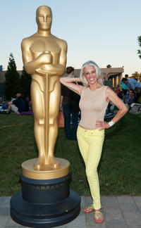 Shera Danese at the Academy of Motion Picture Arts And Sciences' Oscars Outdoors screening of