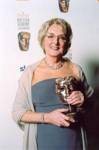 Mary Selway at the Orange British Academy Film Award.