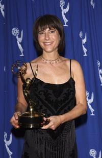 Ellen Lewis at the 2004 Primetime Creative Arts Emmy Awards.