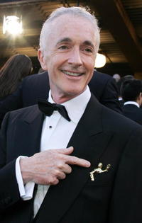Anthony Daniels at the 58th Cannes International Film Festival screening of